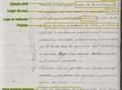 Genealogía: testamentos como parte documentos notariales