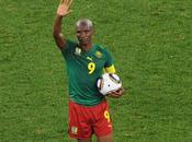 Samuel Eto'o anunció retiro Selección Camerún