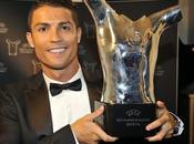 Cristiano, elegido Mejor Jugador Europa UEFA