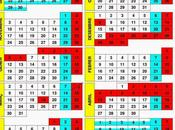 Calendario escolar 2014-15 alicante madrid