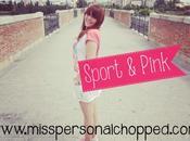 Look: sport pink!