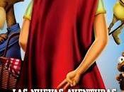 'Las nuevas aventuras Caperucita Roja'