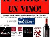 Campaña favor Banco Alimentos Burgos @cascajuelo