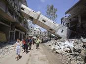 Estiman reconstrucción Gaza tardará años
