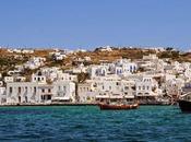 Diario Bordo. Islas Griegas: Mykonos Santorini.