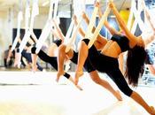 Yoga aéreo, disciplina para audaces