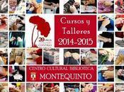 cursos talleres disponibles Centro Cultural Biblioteca Montequinto.