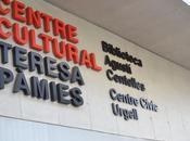 biblioteca Agustí Centelles Eixample