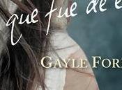 Micro Reseña: ella Stay Gayle Forman