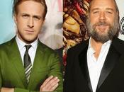 'The Nice Guys', comedia policíaca Russell Crowe Ryan Gosling, tiene fecha estreno