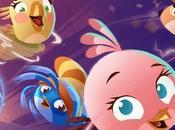 Rovio lanza Angry Birds Stella gratis para iOS, Android Blackberry