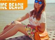 LOOK: Orange Venice Beach!