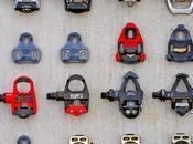 Tipos pedales calas para bicicletas