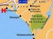 piel toro: cabo gata vicente (vii) regreso portugal, cartaya, rompido, punta umbría, doñana rocío, hasta arcos frontera