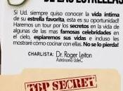 """Charla vida secreta estrellas"""" Pedro"""