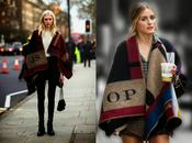 Personalised burberry poncho