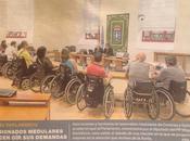 Proposición Parlamento Gallego para creación unidad lesionados medulares Vigo