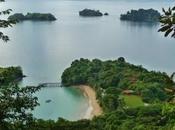 Vista parcial Coiba, Panama
