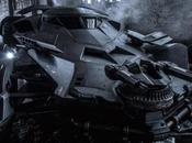 "batmovil luce imponente nueva imagen oficial ""batman superman: dawn justice"""
