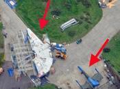 Nueva imágen Episodio Star Wars muestra Starship
