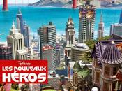 nuevos carteles internacionales héroes (big hero