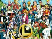 """Rumor: Warner Bros. preparan película Legión Superhéroes"""""""