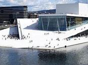 Oslo Opera House Snøhetta