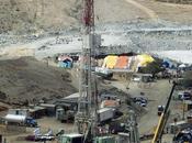 Túnel para mineros atrapados Chile