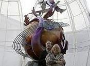Monumento homenaje JOHN LENNON Liverpool