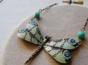 Collar libélula