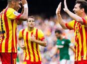 Messi Neymar desatascan Barça