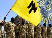 Neonazis Ucrania operan apoyo Estados Unidos Unión Europea video]