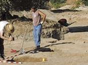 Documentan gran vasija Edad Bronce unas excavaciones Toledo