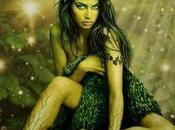 Seres mitológicos terrestres NINFA