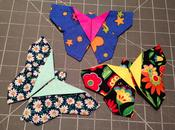 Origami Patchwork: Mariposas