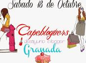 Evento Blogger Granada octubre
