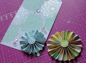 Cómo hacer roseta papel make paper rosette