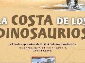 """Expo costa dinosaurios"""" (Casa Ciencias Logroño, España)"""