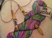 2193.- Tatuajes tejeriles