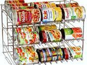 ¿¿Latas alimentos Cuanto menos espacio ocupen, mejor