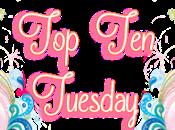 Tuesday (6): Autores solo leído libro PERO necesito leer