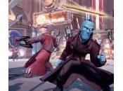 Tres nuevas imágenes Yondu Disney Infinity: Marvel Super Heroes
