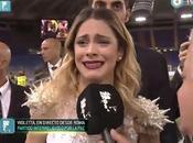 Martina Stoessel cantó Roma emocionó hasta lágrimas