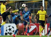 Dortmund anula Arsenal
