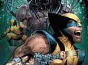 Portada alternativa Greg Land Death Wolverine