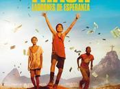 """Póster trailer para españa """"trash: ladrones esperanza"""""""