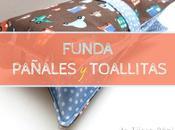 Funda pañales toallitas