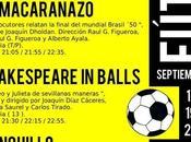 fútbol puro teatro