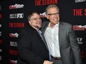 Strain. Entrevista completa Guillermo Toro Carlton Cuse para filmmaker