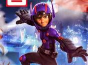 Nueva serie carteles caracterizados heroes (big hero